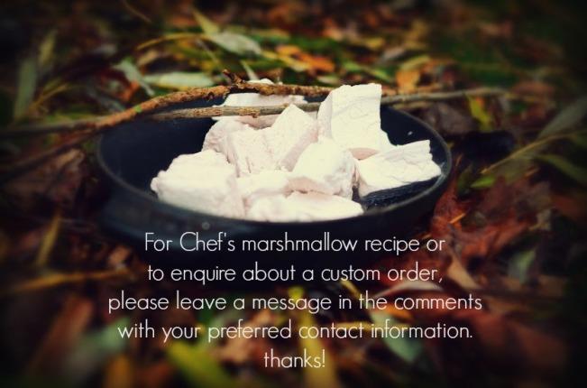marshmallow enquiry